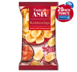 TASTE OF ASIA Krabbenchips