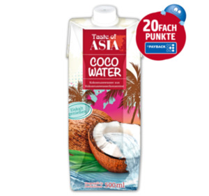 TASTE OF ASIA Coco Water