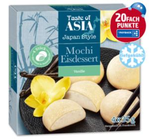 TASTE OF ASIA Mochi Eisdessert