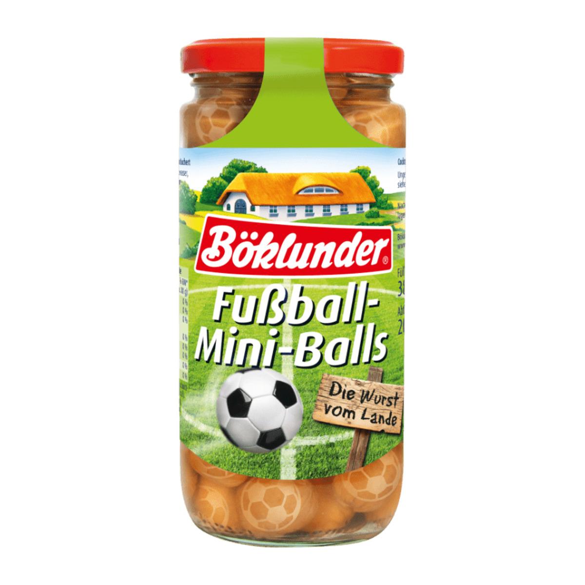 Bild 2 von Böklunder Fußball-Würstchen