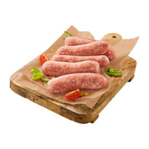 MEINE METZGEREI     Schweinebratwurst