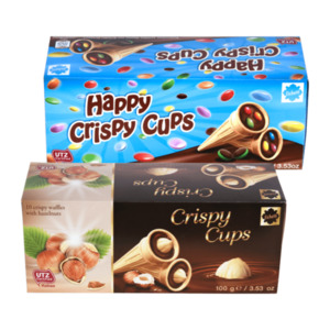 Crispy Cups