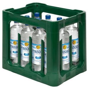Siegsdorfer Mineralwasser Petrusquelle spritzig 12x1l