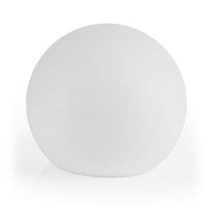 EASYmaxx Solar-Dekokugel - Farbwechsel - weiß