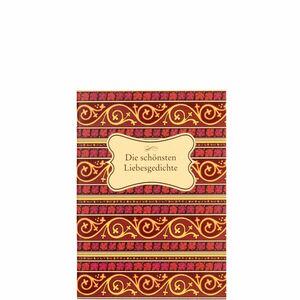 Butlers Booklet Die schönsten Liebesgedichte bunt