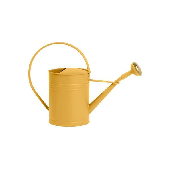 Butlers Zinc Mini Gießkanne 1 l gelb