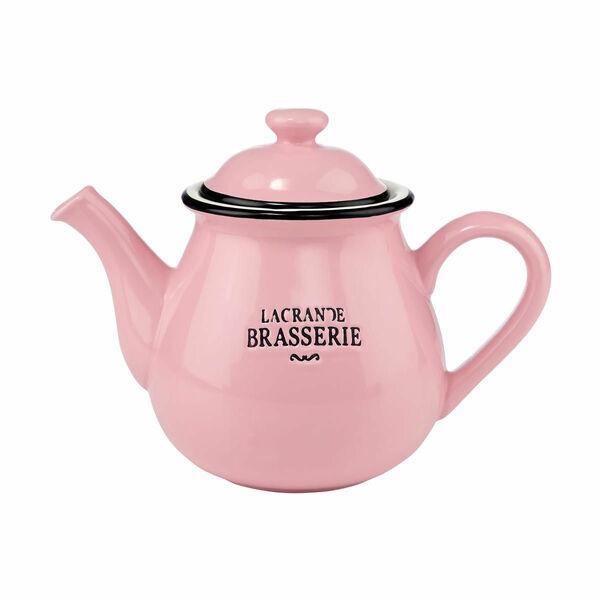 Butlers La Grande Brasserie Teekanne rosa