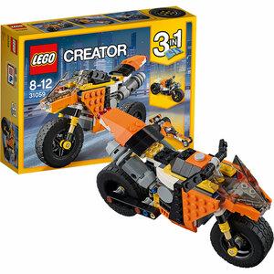 Lego Creator 31059 Straßenrennmaschine für Jungen