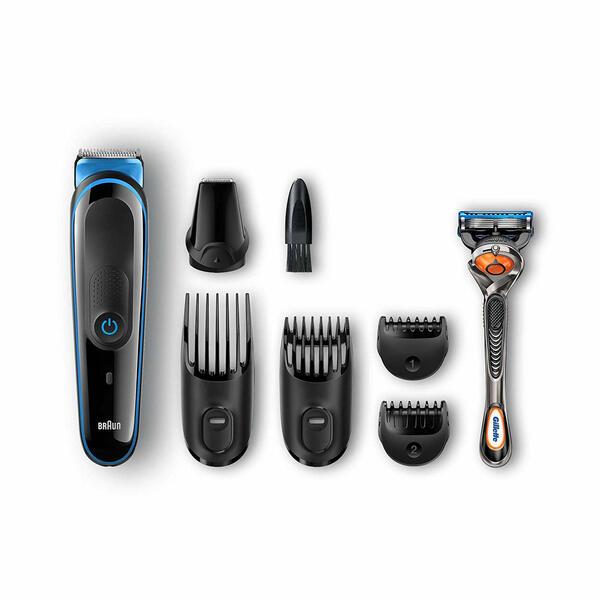 Braun MGK 3045 MultiGroomingKit Bart- und Körpertrimmerset
