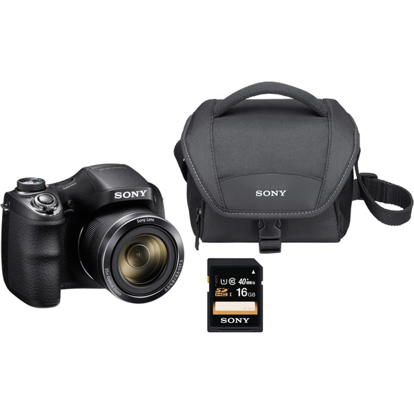 Sony Digitalkamera Cyber-shot DSC-H300
