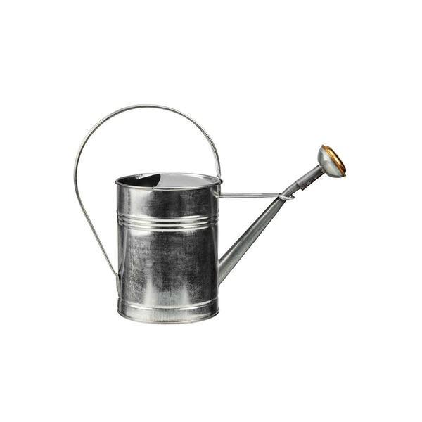 Butlers Zinc Mini Gießkanne 1 l silber