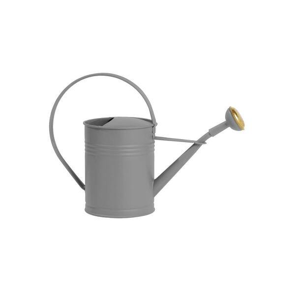 Butlers Zinc Mini Gießkanne 1 l grau
