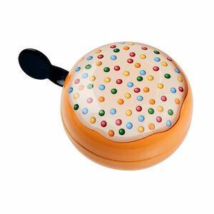Butlers Ding Dong Fahrradklingel Donut weiss