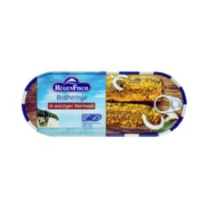 Rügenfisch Brathering in würziger Marinade oder Makrelenfilet