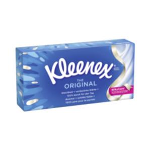 Kleenex Kosmetiktücher Original, Cosmetic oder Collecion