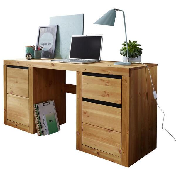 Schreibtisch Kiefer Lackiert 2021