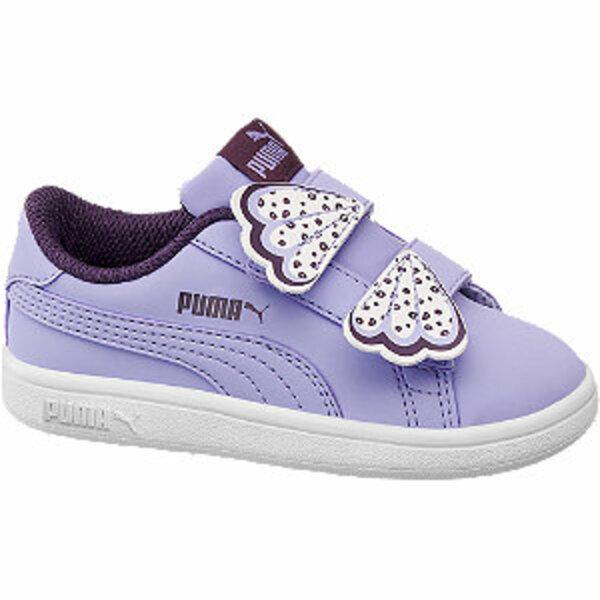Sneaker Smash Butterfly von Puma in pink DEICHMANN