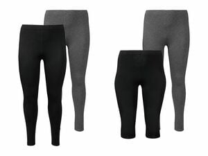 ESMARA® 2 Damen Capri-Leggings/Leggings