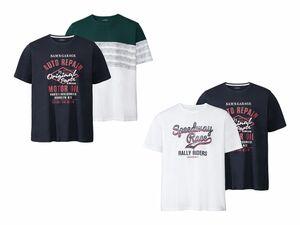 LIVERGY® 2 Herren T-Shirts