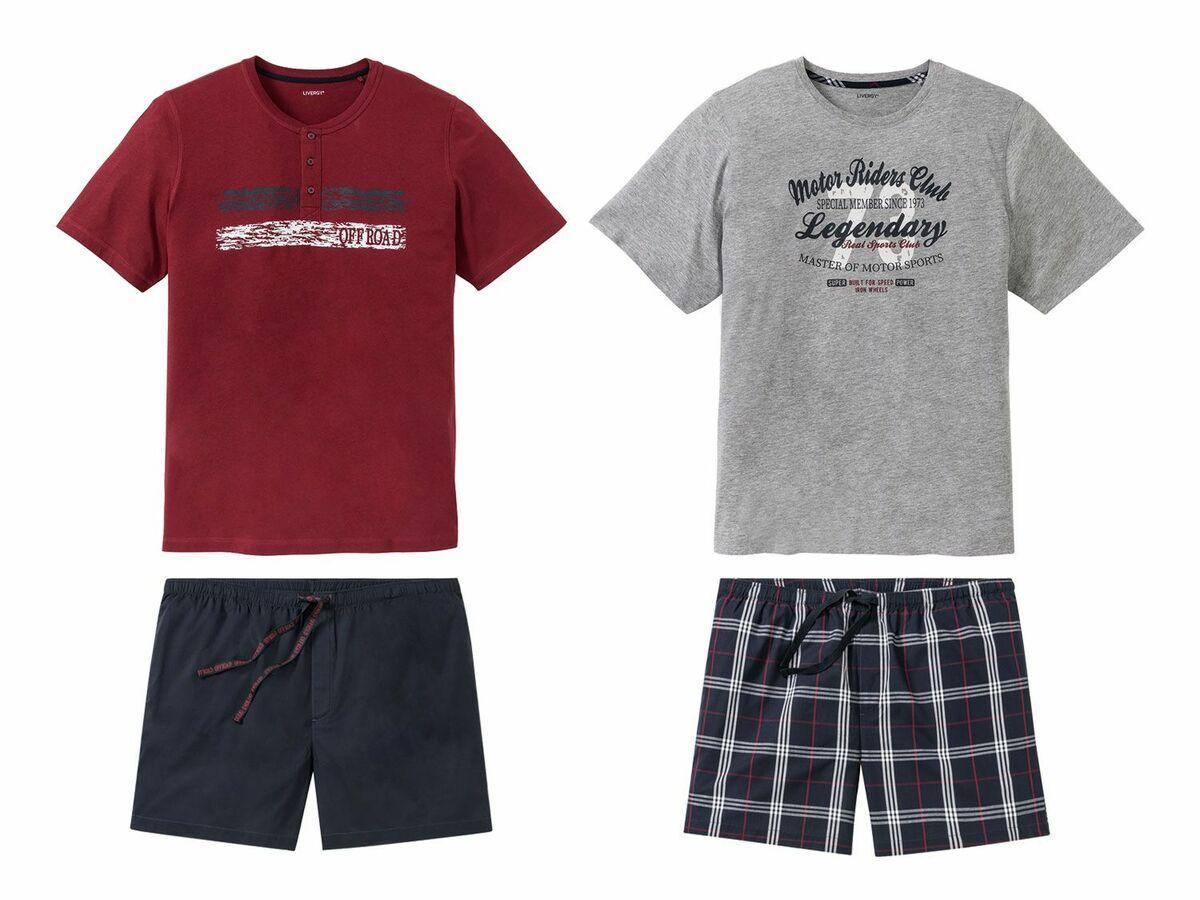 Bild 1 von LIVERGY® Herren Sommer-Pyjama