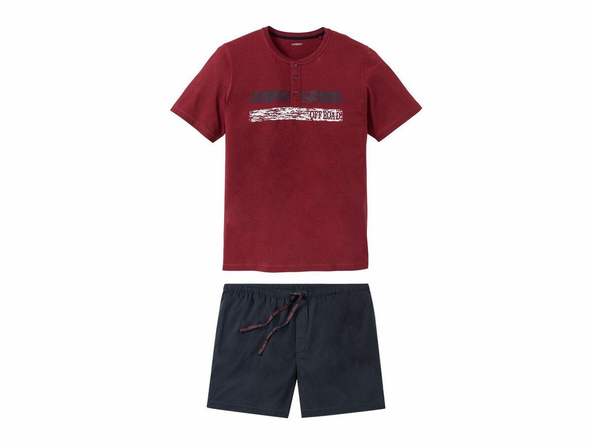 Bild 2 von LIVERGY® Herren Sommer-Pyjama