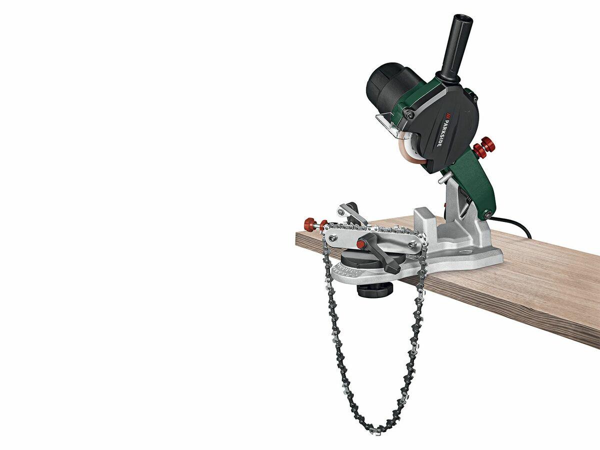 Bild 1 von PARKSIDE® Kettenschärfgerät PSG 85 A1