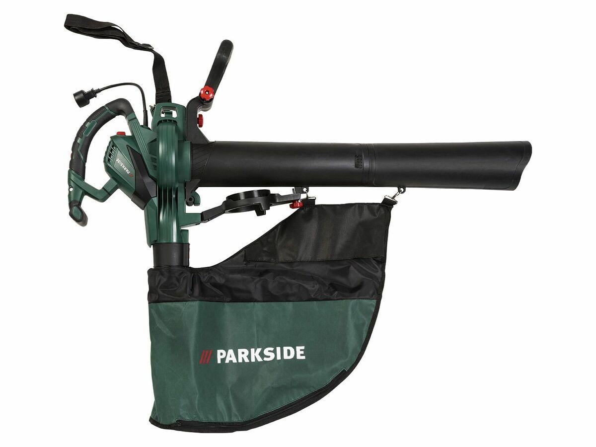 Bild 1 von PARKSIDE® Elektro Laubsauger/ -bläser PLS 3000 A1