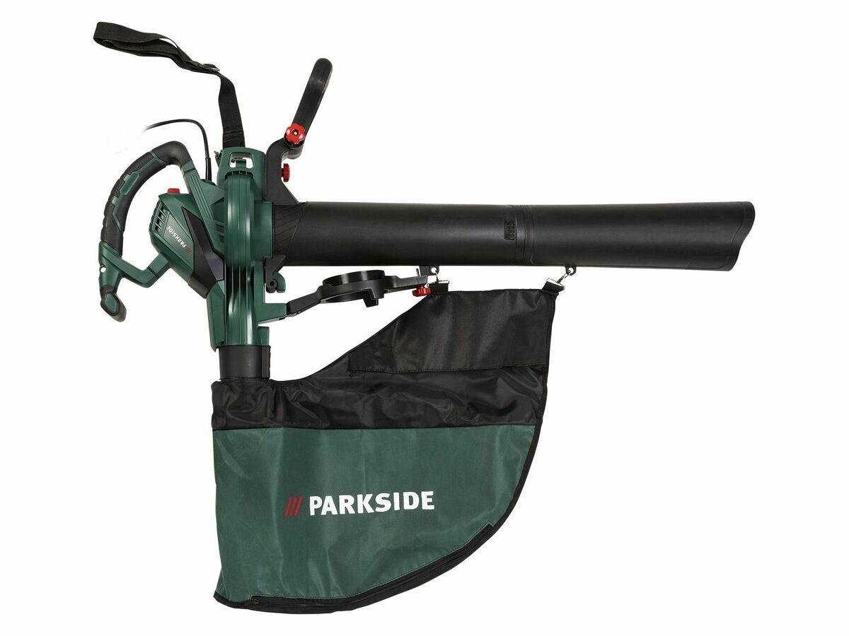 Bild 2 von PARKSIDE® Elektro Laubsauger/ -bläser PLS 3000 A1
