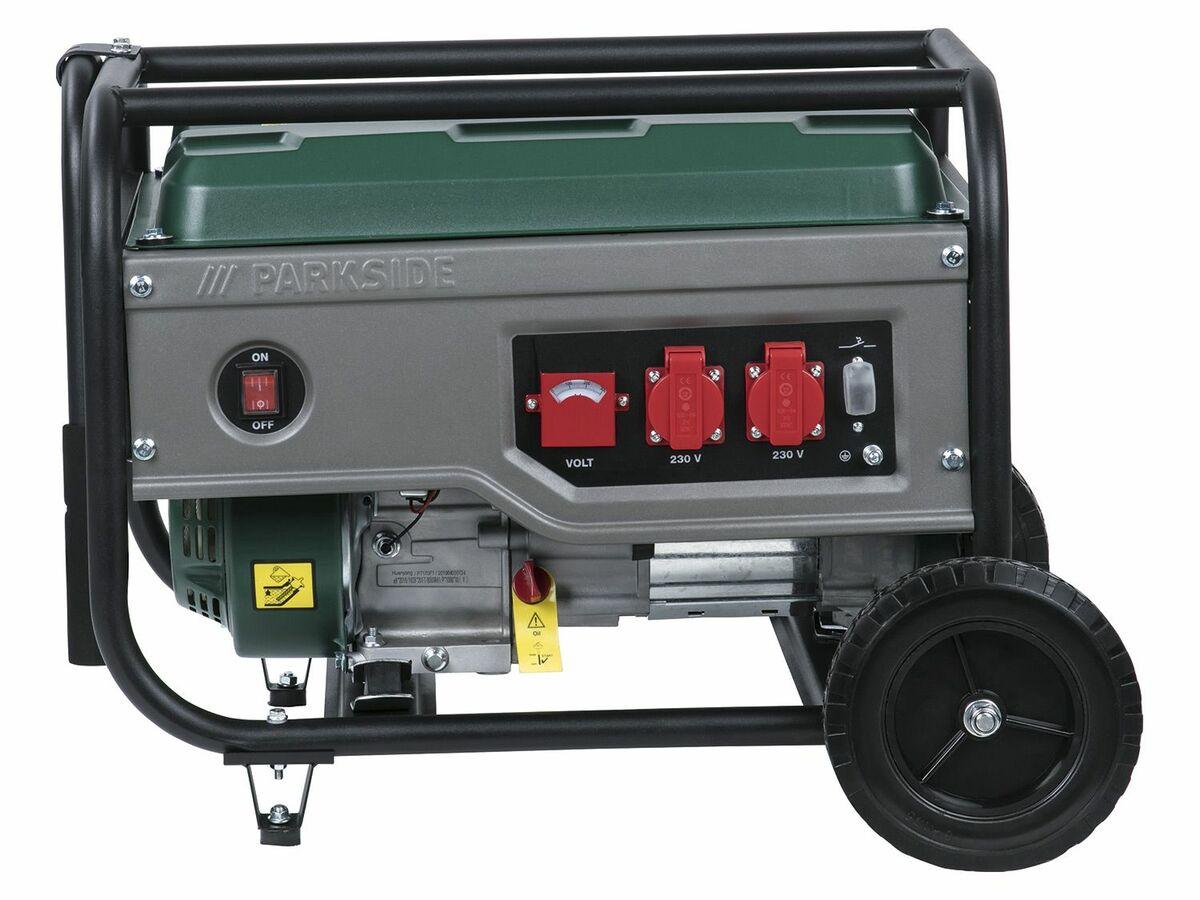 Bild 4 von PARKSIDE® Stromerzeugungsaggregat PSE 2900 A1