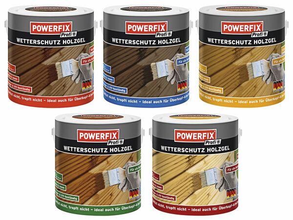 POWERFIX® Wetterschutz-Holzgel