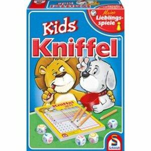 Schmidt Spiele - Kinder Kniffel