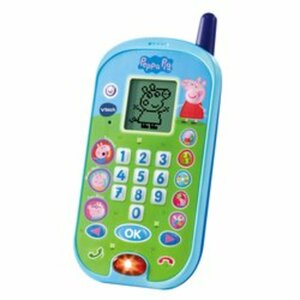 VTech - Peppa Pig: Peppas Lerntelefon