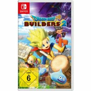 Nintendo - Switch: DRAGON QUEST BUILDERS 2