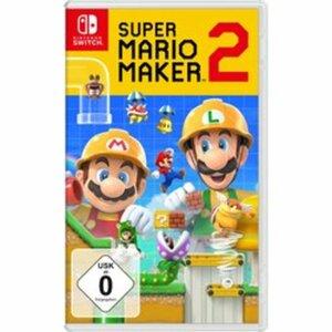 Nintendo - Switch: Super Mario Maker 2