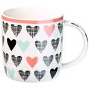 Bild 1 von Tasse mit Allover-Muster