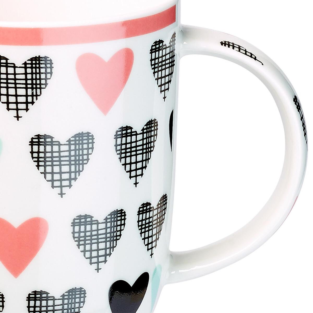 Bild 3 von Tasse mit Allover-Muster