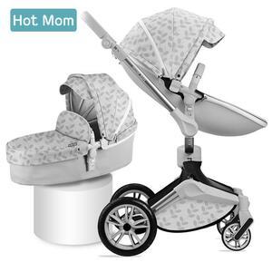 Kombikinderwagen Hot Mom