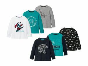 LUPILU® 3 Kleinkinder Jungen Langarmshirts