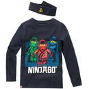 Bild 1 von LEGO Ninjago Langarmshirt und Stirnband