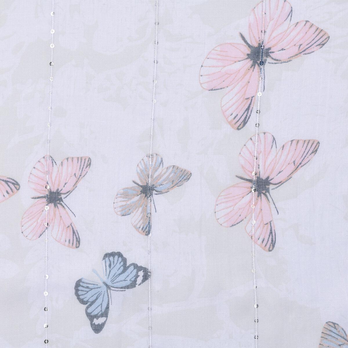 Bild 4 von Damen Tuch mit Schmetterlingen allover