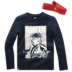 LEGO Ninjago Langarmshirt mit Stirnband