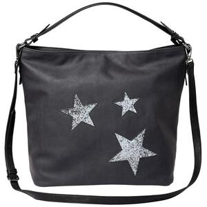 Damen Tasche mit Stern-Applikation