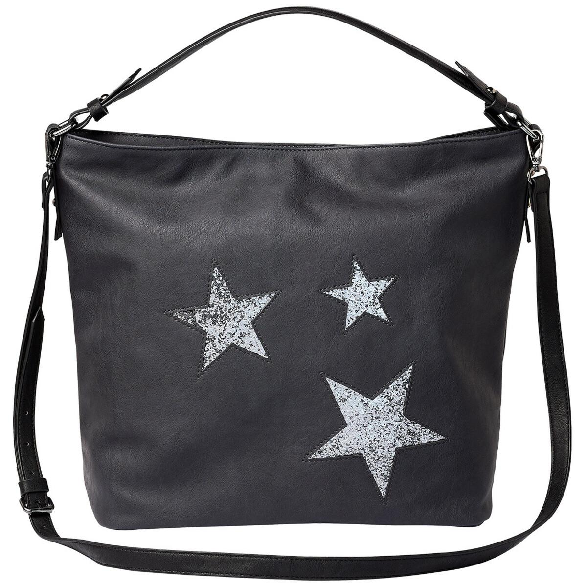 Bild 1 von Damen Tasche mit Stern-Applikation