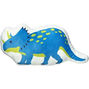 Figurenkissen mit Dino-Print