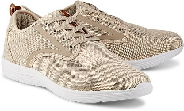 Fashion-Sneaker von COX in beige für Herren. Gr. 43