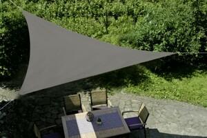 GO-DE Sonnensegel 3-eckig ,  360 x 360 x 360 cm