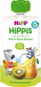HiPP Bio Hippis Kiwi Birne Banane, 100 g