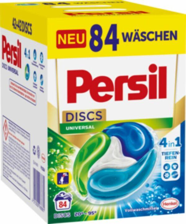 Persil DISCs Universal, 84 Waschladungen