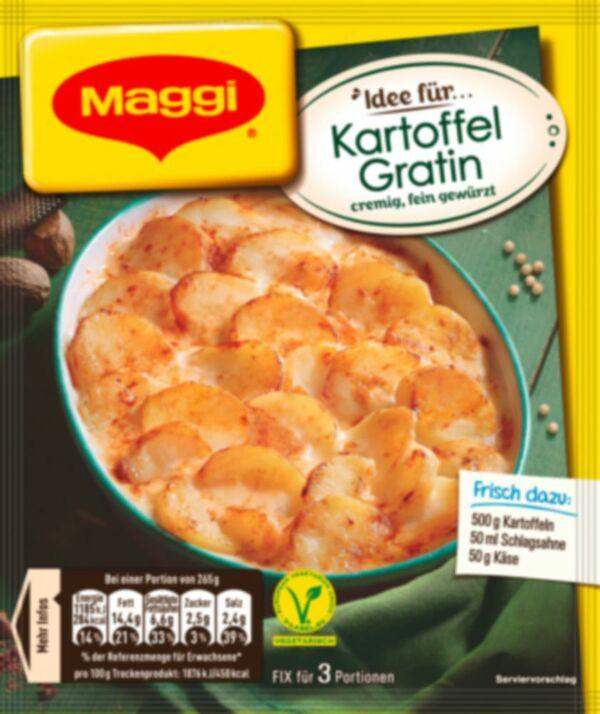 Maggi Fix Kartoffel Gratin 43 g