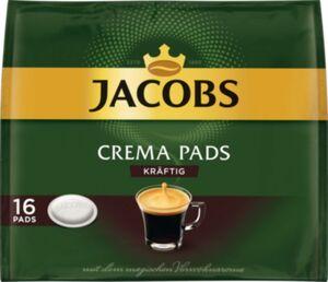 Jacobs Krönung kräftig Pads 105 g